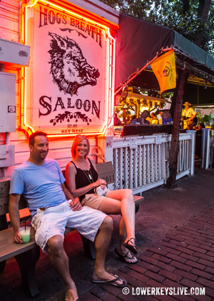 Hog's Breath Saloon Key West Fl